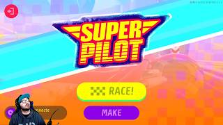 *Super Pilot* (This Label Does Not Suit My Driving)