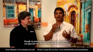Scott Menaul Nestor Interview