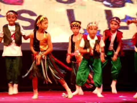 Kanishq Kuthe Dance on Venga Boys Brazil Song on annual day of S.B.Patil Public School