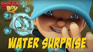 Video BoBoiBoy [English] S3E19 - Water Surprise download MP3, 3GP, MP4, WEBM, AVI, FLV Oktober 2018