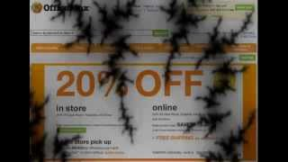 Store coupon codes