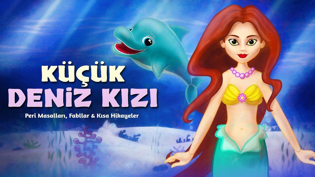 Küçük Deniz Kızı - Çizgi Film Masal