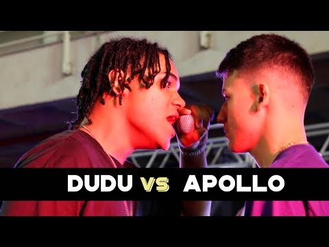 DUDU X APOLLO - | Eliminatória GRUPO F - | A GRANDE FINAL | - 1ª FASE