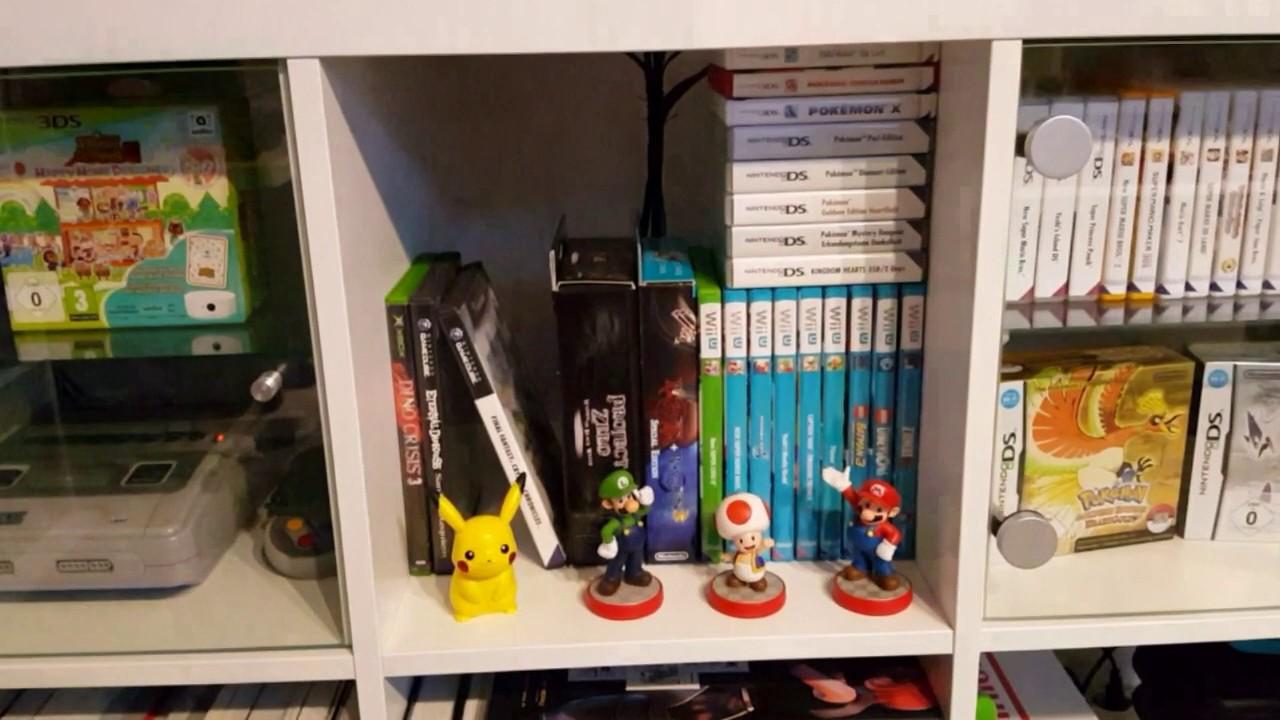clever einrichten mit Kallax / IKEA - Gamer Edition - YouTube