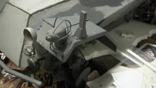 1 6th scale german sdkfz 222 armored car project video 18 front fenders and exhaust system