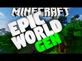 EpicWorldGenerator  Plugin | Minecraft