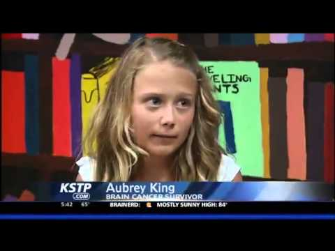 Chaska Student with Brain Tumor Inspires Classmates to Fight