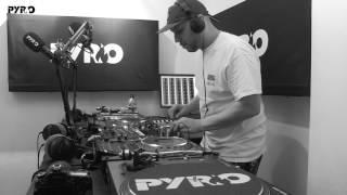 Scott Garcia In The Mix - PyroRadio - (08/06/2017)