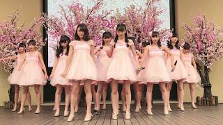 20180217 4K【ふわふわ】『桜並木/Candy Love』リリースイベント第1部@ラクーアガーデンステージ