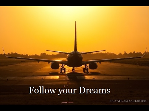 Be a Pilot, Be your Dream – (Aviation motivational video)