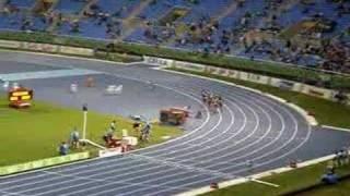 Jogos Pan-Americanos 2007 - Final dos 800m Feminino