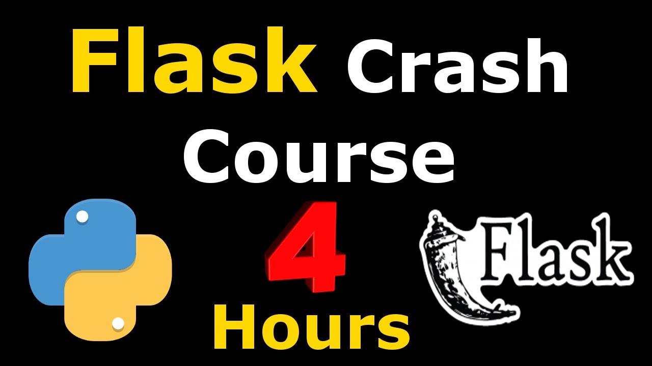 Flask Crash Course For Beginners [Python Web Development]