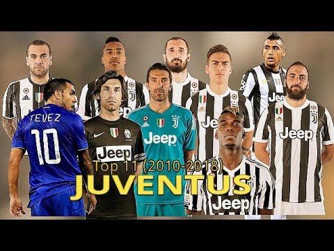 juventus-top-11-dream-team-(2010-2018)-|-hd