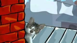 Коты поздравляют с 8 марта