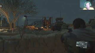 Metal Gear Solid 5 Phantom Pain Gameplay