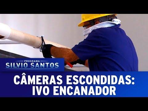 Ivo Encanador | Câmeras Escondidas (28/05/17)