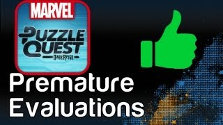 Marvel Puzzle Quest Review Premature Evaluation Iphone Ipad Android | Wikigameguides