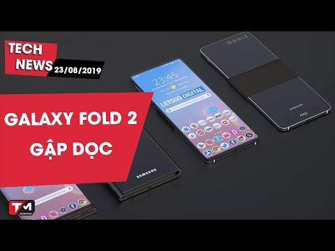 Galaxy Fold 2 sẽ có màn hình uốn cong theo chiều dọc iPhone dụng màn hình Trung Quốc