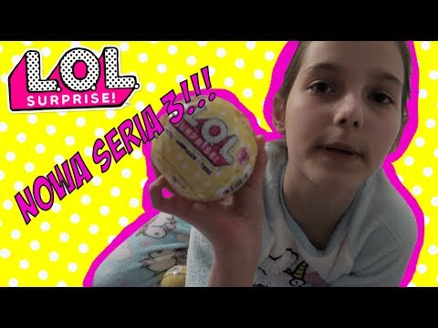 ♥ 10 KUL LOL SURPRISE SERIA 3 | Pusheen Girl