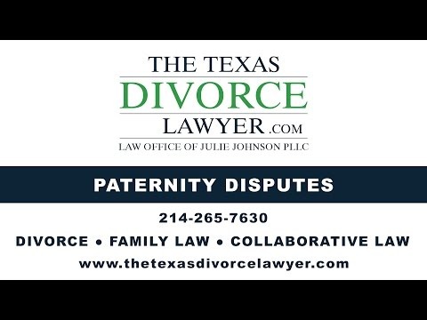 Dallas Paternity & Support Attorney | The Texas Divorce Lawyer