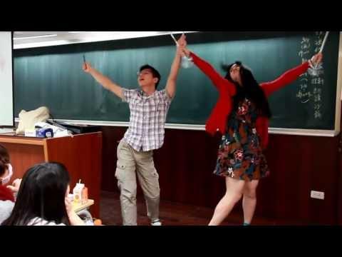 松健森巴示範教學  マツケンサンバ【踊ってみた】