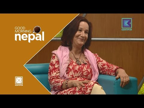 Food & Nutrition | Dr. Aruna Uprety | Good Morning Nepal - 15 June 2018