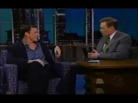 Conan O'Brien 'Matthew Lillard interview 1/20/99