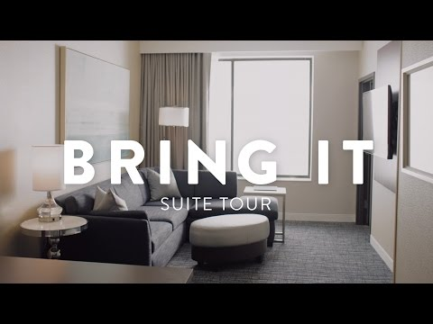 Two-Room Suite Tour