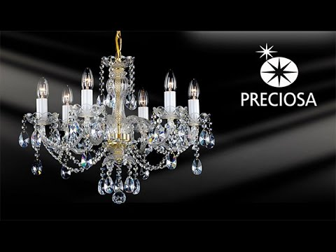 Berkana Usa Official Preciosa Distributor In Miami Florida Presents Crystal Most Beautiful Lights
