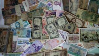 Paper Currencies Of the World