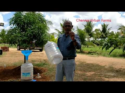 Water Conservation in Farming