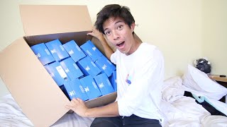 Adidas Unboxing | Magnifying Glass