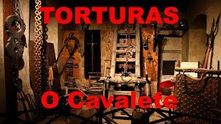 Video Torturas Medievais - Cavalete download MP3, 3GP, MP4, WEBM, AVI, FLV Agustus 2018
