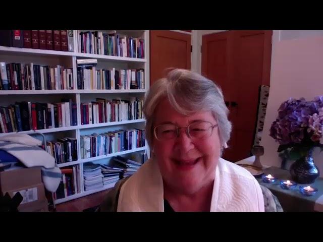 """""""Mended Femurs"""" (Rev. Polly Moore)"""