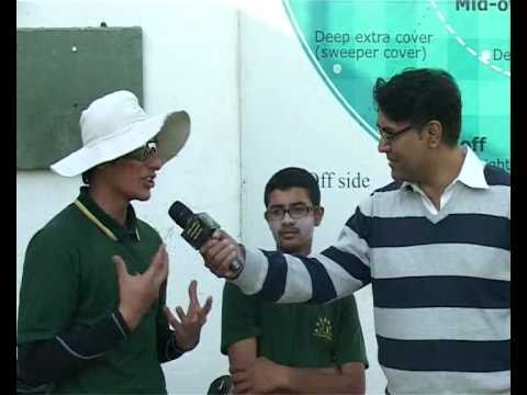 A Visit to NBP Cricket Academy --- Arrahman Arraheem Network