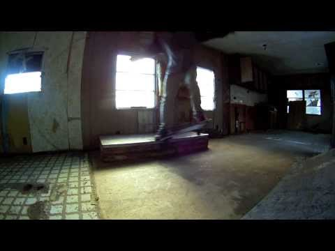 Nollie Frontside Crook and Switch Crook 180 - Today I Learned