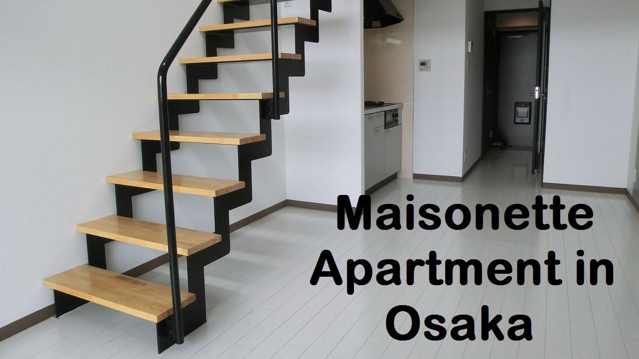 Anese Apartment Tour 1ldk Maisonette In Yodogawa Ku Osaka You