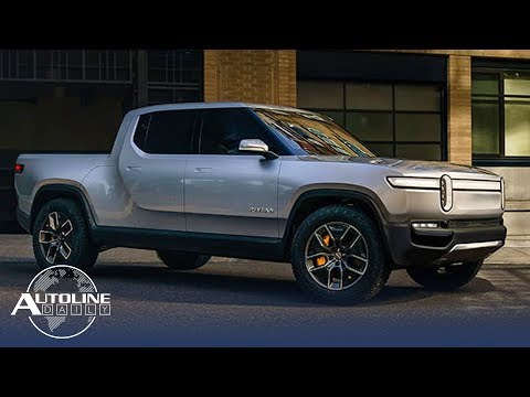 Rivian R1T, GM's Powerful Bargaining Chip - Autoline Daily 2485