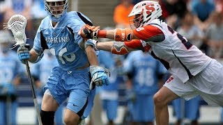 Connor Reed Johns Hopkins Lacrosse Highlights