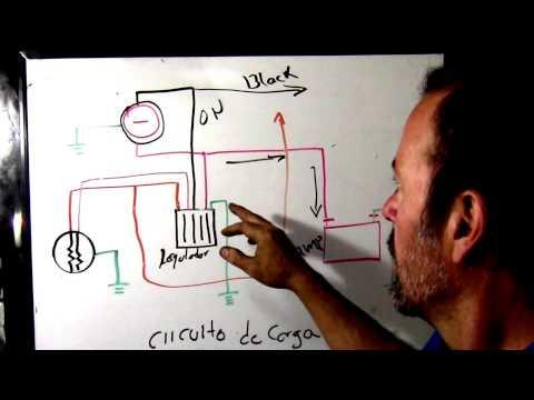 Sistema Eléctrico motocicletas chinas(UM, AKT, AMC, ETC,..)