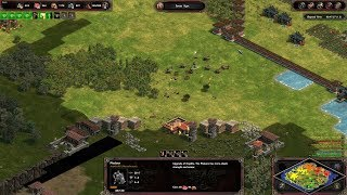Age of Empires: Definitive Edition - 3v3 RM Carthaginians Continental - eartahhj - 07/09/2019
