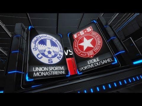Foot - Ligue 1 – 3 ème journée - USM/ESS - (0-1) - Reportage ESS Tv