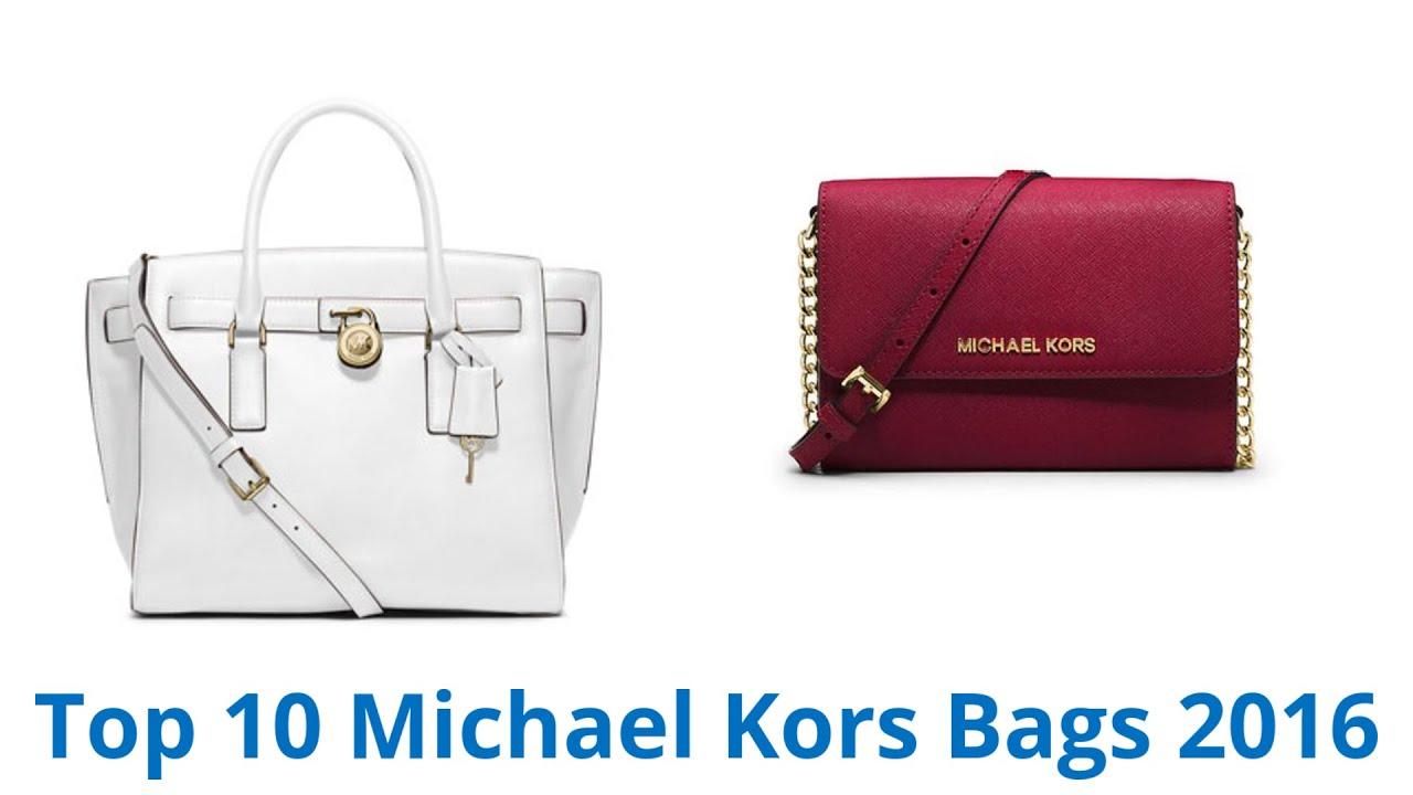 b2335245d9f999 10 Best Michael Kors Bags 2016 - YouTube
