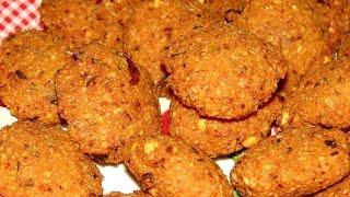 Kerala Style Tasty Parippu Vada / Dal Vada........