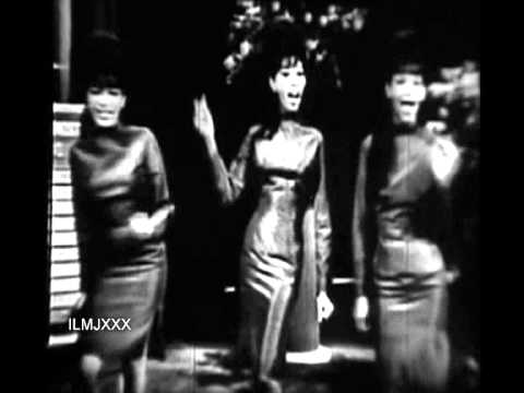 THE RONETTES - BE MY BABY (RARE VIDEO 1963 + SHORT INTERVIEW)