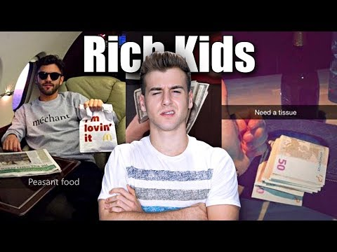 The Most Spoiled Rich Teens Snapchats! (Worst Of The Worst)