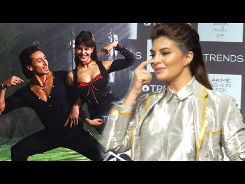 Here's What Jacqueline Fernandez Has To Say About Her Film A Flying Jatt Reviews!