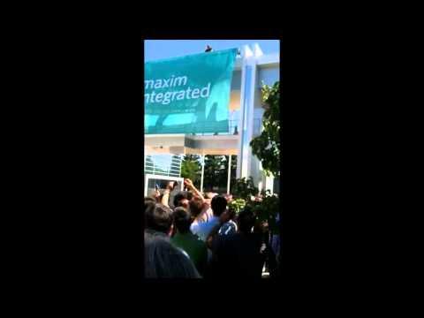 Maxim Integrated New Campus Revealed
