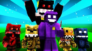 FNAF World - HIDE N SEEK! (Minecraft Roleplay) Night 21