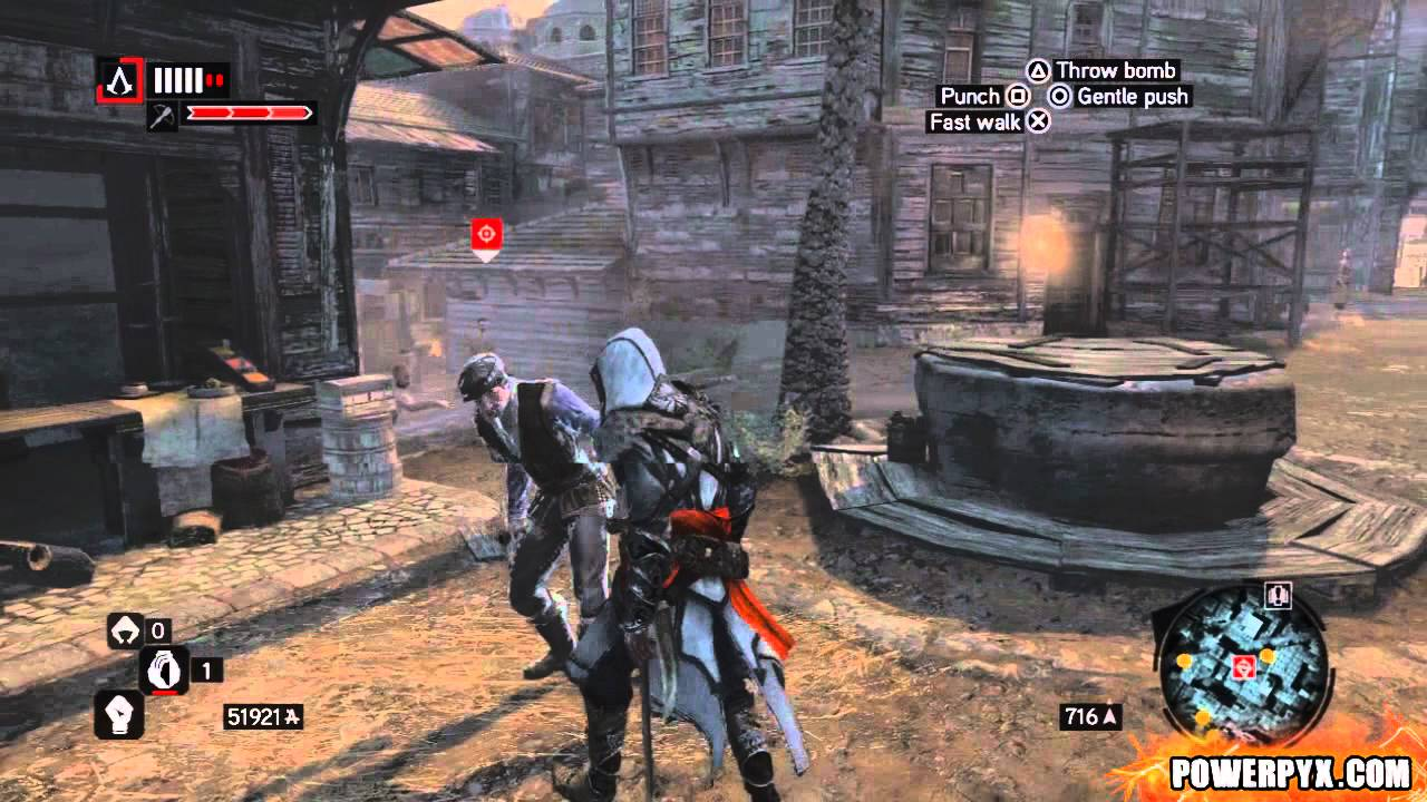 Bully Assassin S Creed Revelations Wiki Guide Ign
